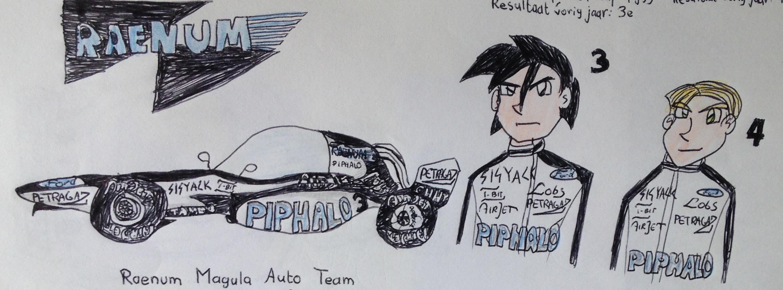 Raenum Magula Auto Team